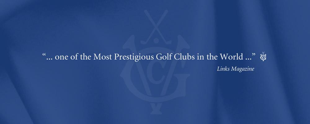 Victoria Golf Club GGA